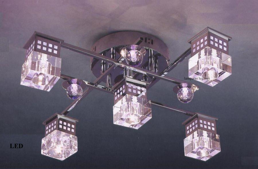 Techo led abril de 2009 download more free picasa - Tulipas para ventiladores de techo ...